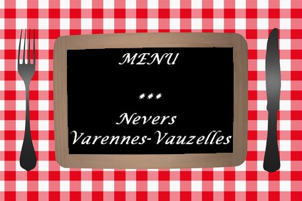 menu Nevers