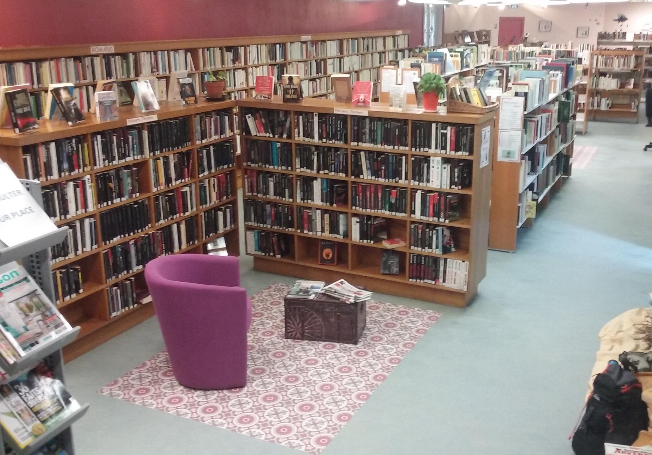 Bibliotheque Varennes Vauzelles